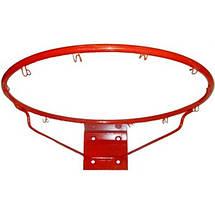 Корзина баскетбольная с упором детская №3, Ø 30 см, фото 2