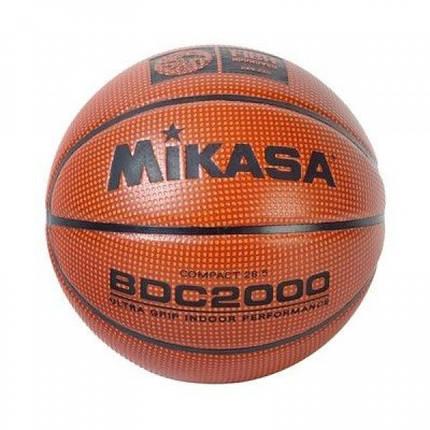 Мяч баскетбольный Mikasa BDС2000, фото 2