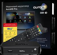Медиаплеер AuraHD Pro с акционной подпиской OLL.TV на 1 год!, фото 1