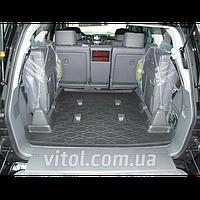Коврики автомобильные в багажник WT02-570 GY для к SD LEXUS LX570, серый, коврики для салона авто, коврики резиновые авто, ковры автомобильные,