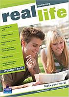 Real Life Elementary Students' Book (учебник/підручник)