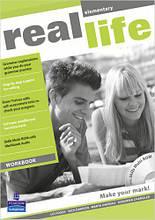 Real Life Elementary Workbook and Multi-ROM (рабочая тетрадь)