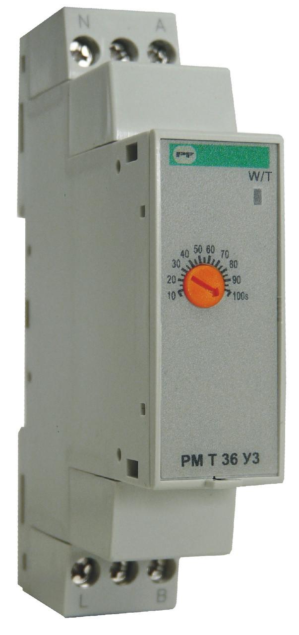 Реле модульне таймер відключення Промфактор РМ Т 31 0.1с-10с
