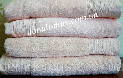 """Махровое полотенце """"Micro Coton Nuans"""" 70*140 ( 100% хлопок) Puppila, Турция 5061"""