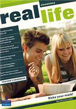 Real Life Elementary Teacher's Handbook (книга для учителя)