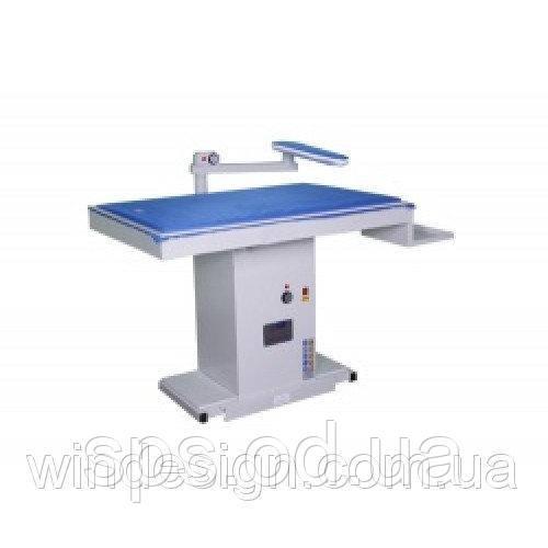 НОВИНКА           Утюжильный прямоугольный стол SILTER TSGPS 77