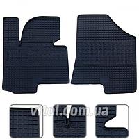 Коврики автомобильные вперед 27586 P/A Hyundai IX35 (2010), Kia Sportage (2010), Clasic, в упаковке 2 шт, коврик для машины Hyundai, автоаксессуары
