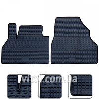 Коврики автомобильные вперед 88656 P/A Renault Kangoo (2008), Mercedes Citan (2013), LUX, в комплекте, коврик для авто Renault, автоаксессуары,