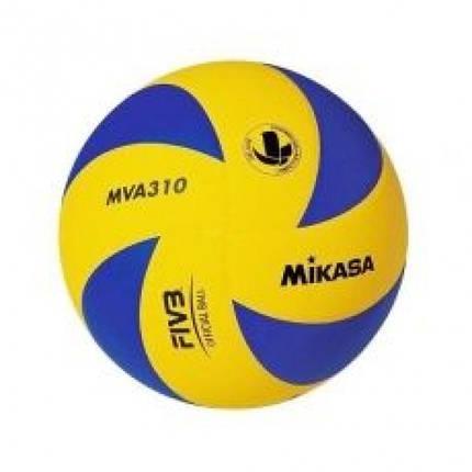 Мяч волейбольный Mikasa MVA310, фото 2