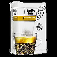 Чай Hello tea Oolong milk  (1уп/20шт) Молочный Улун