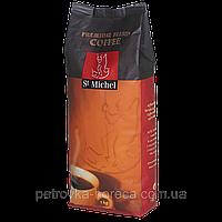 """Кофе в зернах"""" St Michel Moka"""" 1кг 80/20"""