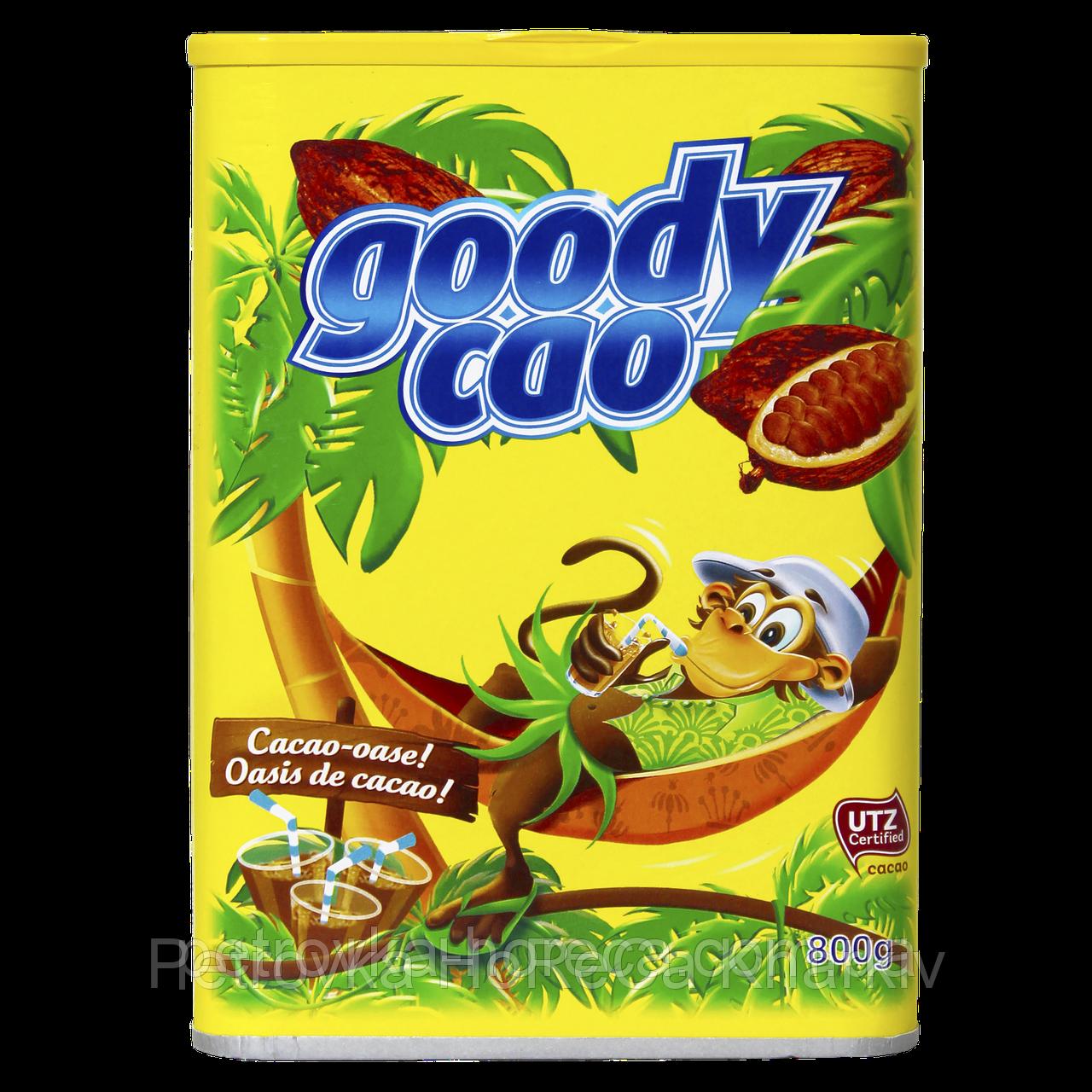 Какао растворимый Goody-cao коробка 800g, фото 1