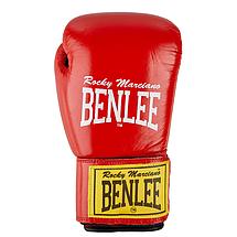 Боксерські рукавички BENLEE FIGHTER (red/blk), фото 3