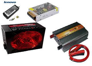 Блоки питания (адаптеры, зарядные устройства) для планшетов и бытовой аппаратуры