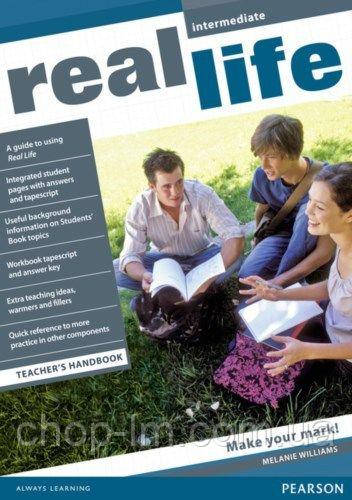 Real Life Intermediate Teacher's Handbook (книга для учителя)