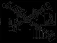 Запасные части для жидкотопливной ( дизельной ) горелки Ecoflam MAX1 мощноcтью до 40кВт