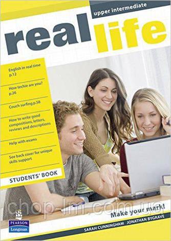 Real Life Upper-Intermediate Students' Book (учебник/підручник), фото 2
