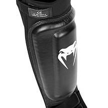 Защита голеностопа Venum 360 MMA Shinguards Black, фото 2
