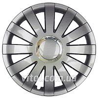 Колпаки на колеса Olszewski Onyx (20)-71 графит, 16 дюймов, колпаки на колеса, колпаки автомобильные, колпаки для дисков, колпаки, автоаксессуары