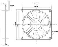 Вентилятор ВВФ-112М