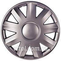 Колпаки на колеса Olszewski Turkus (20)-84 графит, 16 дюймов, колпаки на колеса, колпаки автомобильные, колпаки для дисков, автоаксессуары, колпак