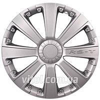 Колпаки на колеса RST-2 серый, 13 дюймов, колпаки на колеса, колпаки автомобильные, колпаки для дисков, автоаксессуары, колпаки, колпак для авто