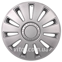 Колпаки на колеса REX серый, 14 дюймов, колпаки на колеса, колпаки автомобильные, колпаки для дисков, автоаксессуары, колпаки, колпак для авто