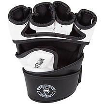 Перчатки для MMA Venum Attack MMA Gloves Skintex Leather, фото 3