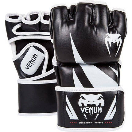 Перчатки для MMA Venum Challenger MMA Gloves Black, фото 2