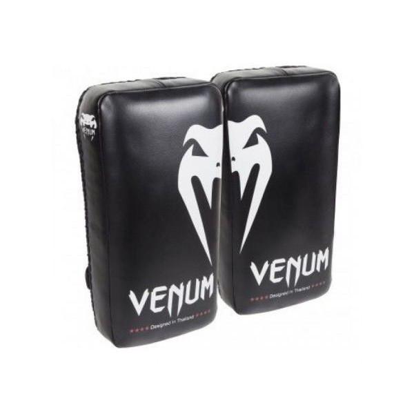 Тай-Пэды Venum Giant Kick Pads Black