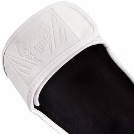 Защита голени Venum Elite Standup Shinguards Ice, фото 2