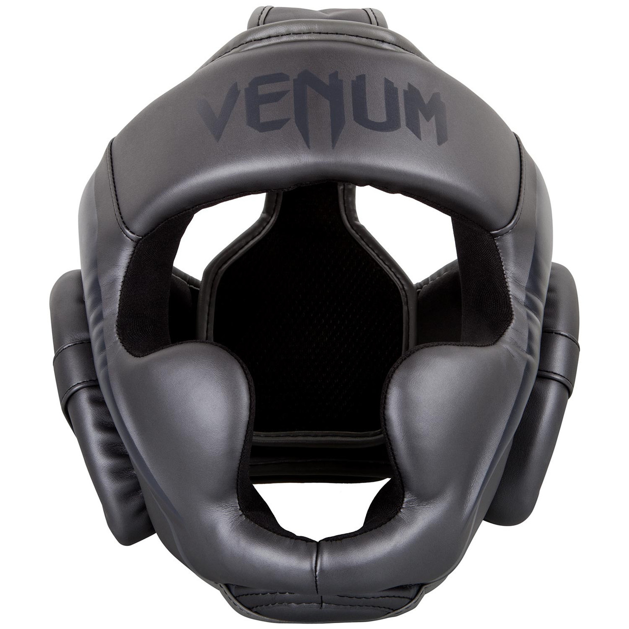 Шлем Venum Elite Headgear Grey
