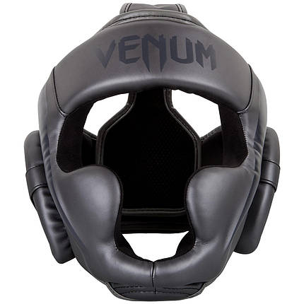 Шлем Venum Elite Headgear Grey, фото 2
