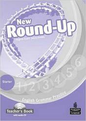 New Round-Up Starter Level Teacher's Book/Audio CD Pack (книга для учителя)