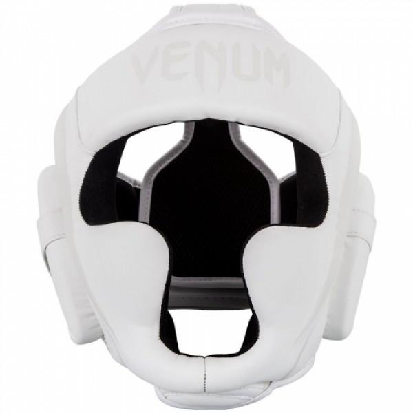 Шлем для бокса Venum Elite Headgear Ice