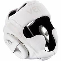 Шлем для бокса Venum Elite Headgear Ice, фото 2