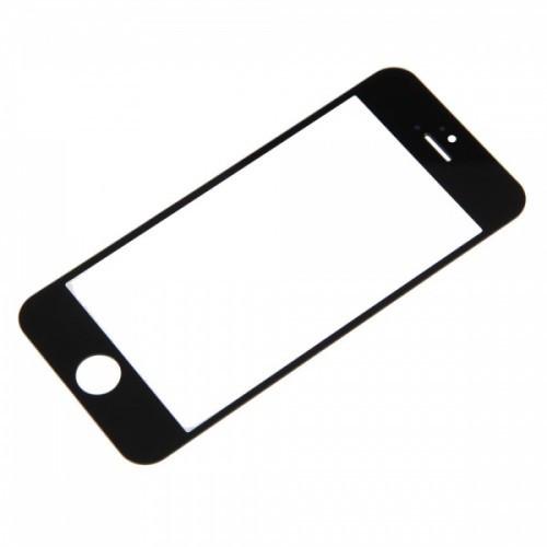Iphone5,iPhone5c,iPhone5s,iPhone SE glass black