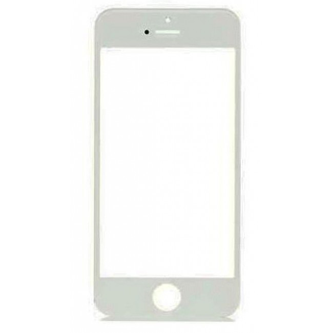 Iphone5,iPhone5c,iPhone5s,iPhone SE glass white