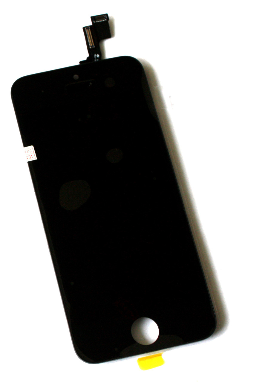 IPhone5S,iPhone SE LCD+touchscreen black  (TEST)
