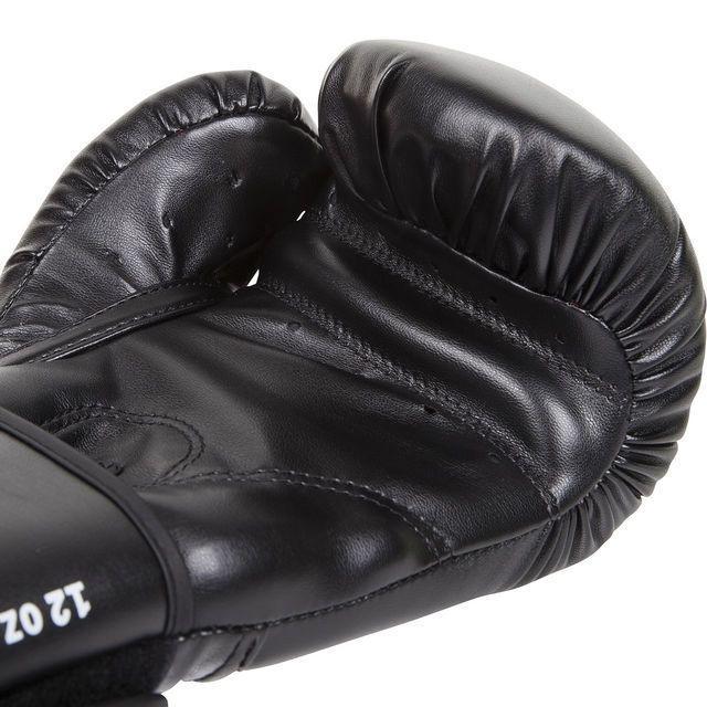 Боксерские перчатки Venum Contender Boxing Gloves Black 3