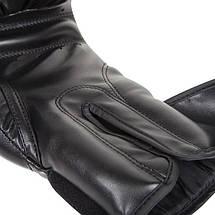 Боксерские перчатки Venum Contender Boxing Gloves Black, фото 3