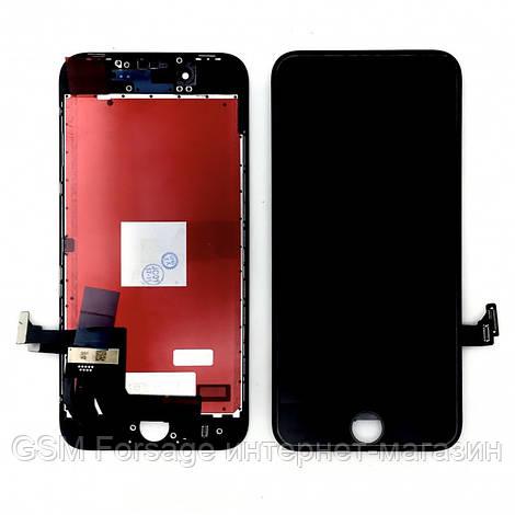 """Дисплей iPhone 8   (4,7"""")  black Hight Copy"""