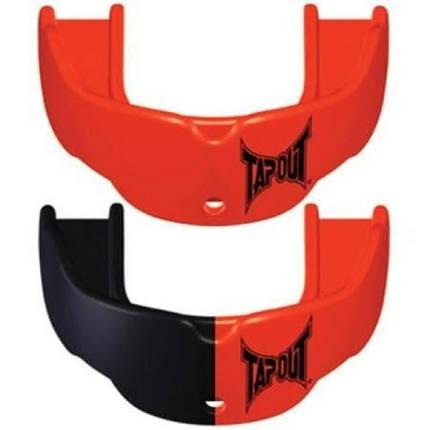 Капа TapouT (2 штуки) Black/Neon Orange, фото 2