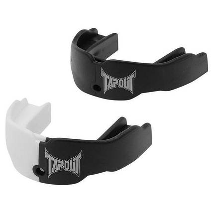 Капа TapouT (2 штуки) Black/White, фото 2