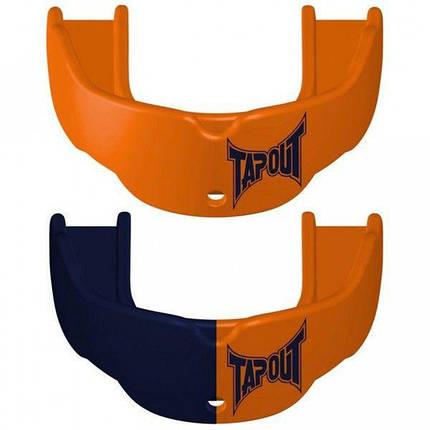 Капа TapouT (2 штуки) Navy/Orange, фото 2