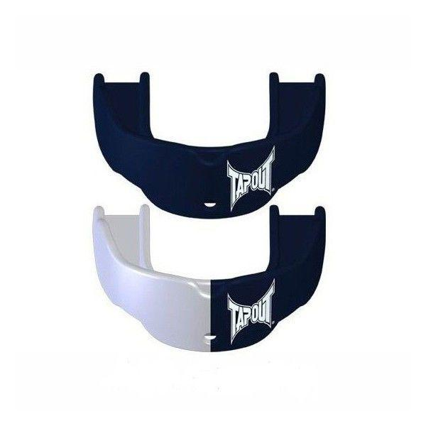 Капа TapouT (2 штуки) Navy/White