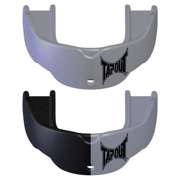 Капа TapouT (2 штуки) Silver/Black