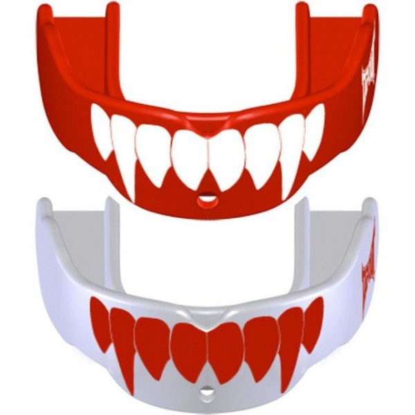 Капа TapouT Fang (2 штуки) Red/White