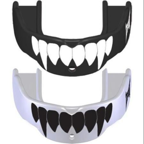 Капа TapouT Fang Youth детская (2 штуки) Black/White