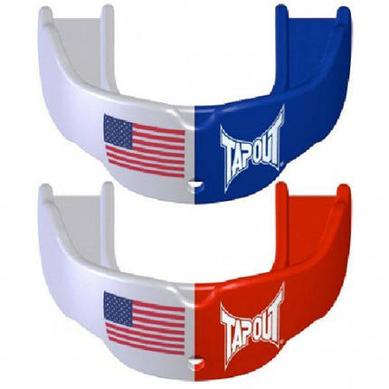 Капа TapouT USA Edition (2 штуки) Blue/White/Red, фото 2